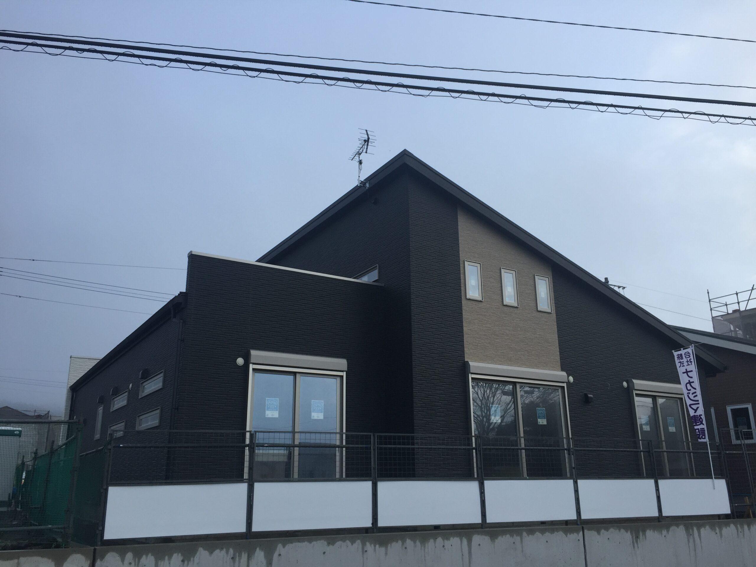 平屋モデルハウス工事進捗 (^^♪