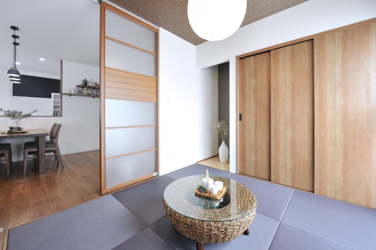 伊岐須モデルハウス【平屋】 和室
