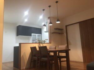平屋モデルハウスがプレオープン! キッチン写真