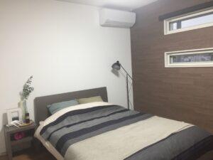 平屋モデルハウスがプレオープン! 寝室