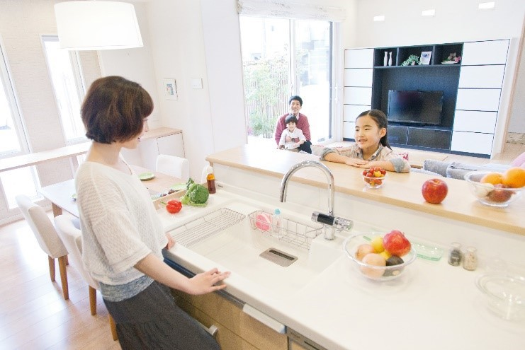 【家づくりとは、暮らし方を選ぶこと。未来の家族のために】