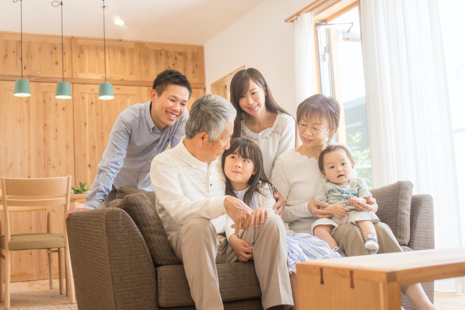 【ナカジマ建設の施工事例~老後も安心の平屋2世帯住宅~】