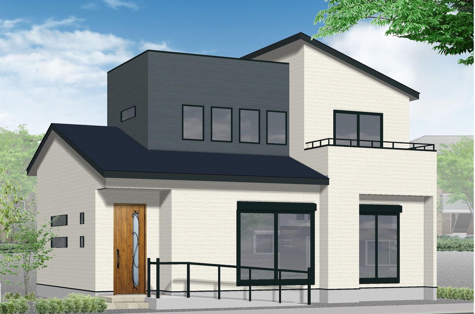 【ナカジマ建設の施工事例~将来を見越した広々としたお家~】