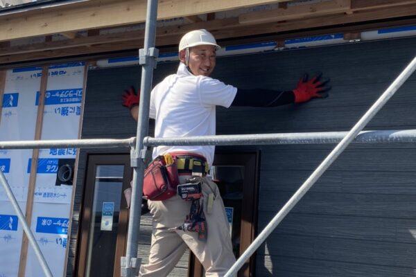 ナカジマ建設の現場のスタッフを紹介!② 岩井さん