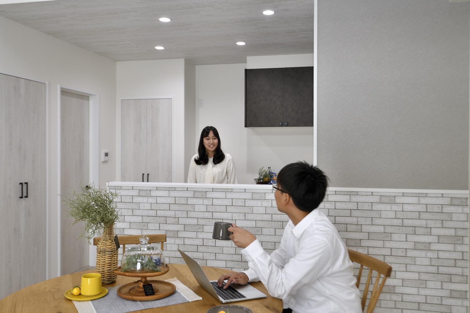 新モデルハウスの見どころはココ!~Part4 キッチン