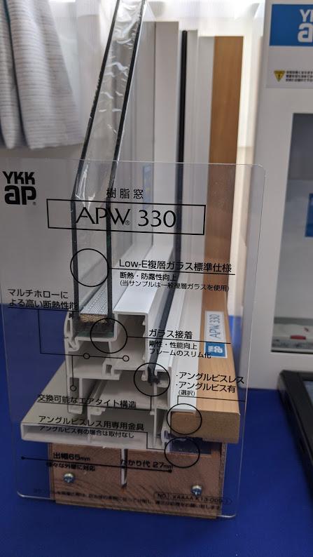新モデルハウスの見どころはココ!~Part5 樹脂窓APW