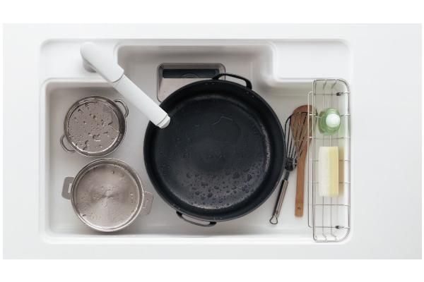 【汚れにくい、お掃除ラクラクなキッチンにしませんか?】