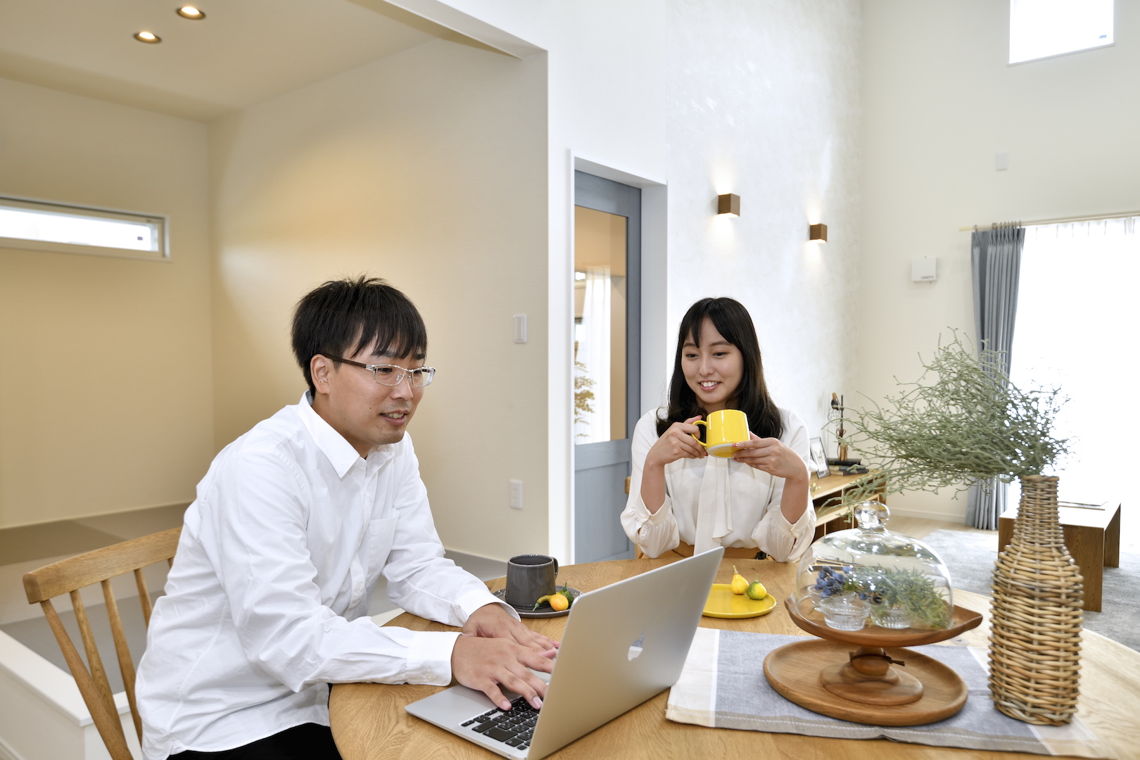 ナカジマ建設のおすすめエリア【飯塚市平恒】 くつろぎリビング