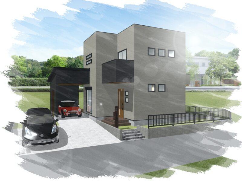 【平恒新モデルハウスを建てることが決まりました♪】
